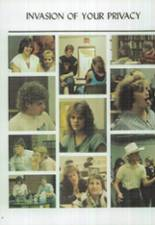 1986 Clyde High School Yearbook Page 12 & 13
