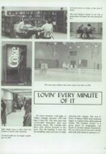 1986 Clyde High School Yearbook Page 20 & 21