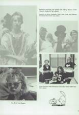 1986 Clyde High School Yearbook Page 22 & 23
