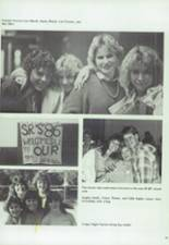 1986 Clyde High School Yearbook Page 26 & 27