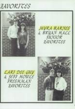 1986 Clyde High School Yearbook Page 28 & 29