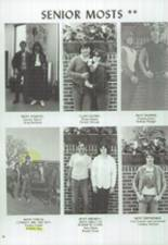 1986 Clyde High School Yearbook Page 32 & 33