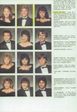 1986 Clyde High School Yearbook Page 40 & 41