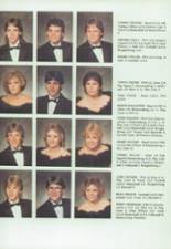 1986 Clyde High School Yearbook Page 42 & 43