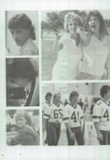 1986 Clyde High School Yearbook Page 46 & 47