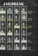 1986 Clyde High School Yearbook Page 54 & 55