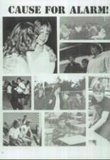1986 Clyde High School Yearbook Page 58 & 59