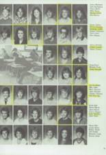 1986 Clyde High School Yearbook Page 60 & 61