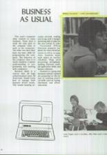 1986 Clyde High School Yearbook Page 72 & 73