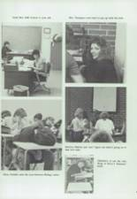 1986 Clyde High School Yearbook Page 74 & 75
