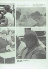1986 Clyde High School Yearbook Page 76 & 77