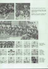 1986 Clyde High School Yearbook Page 80 & 81