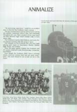 1986 Clyde High School Yearbook Page 86 & 87