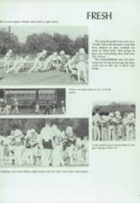 1986 Clyde High School Yearbook Page 88 & 89
