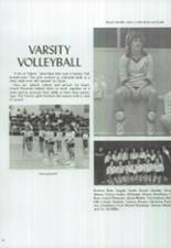 1986 Clyde High School Yearbook Page 90 & 91