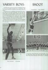1986 Clyde High School Yearbook Page 92 & 93