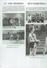 1986 Clyde High School Yearbook Page 94 & 95