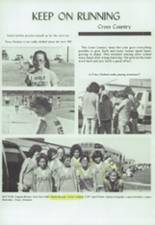 1986 Clyde High School Yearbook Page 104 & 105