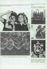 1986 Clyde High School Yearbook Page 120 & 121
