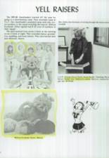 1986 Clyde High School Yearbook Page 122 & 123