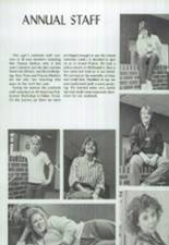 1986 Clyde High School Yearbook Page 124 & 125