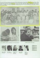 1986 Clyde High School Yearbook Page 126 & 127