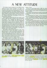 1986 Clyde High School Yearbook Page 128 & 129