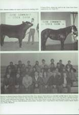 1986 Clyde High School Yearbook Page 134 & 135
