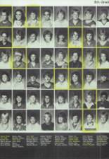 1986 Clyde High School Yearbook Page 144 & 145
