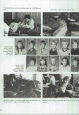 1986 Clyde High School Yearbook Page 152 & 153