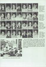 1986 Clyde High School Yearbook Page 156 & 157