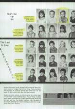 1986 Clyde High School Yearbook Page 172 & 173