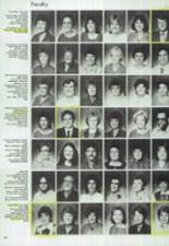 1986 Clyde High School Yearbook Page 174 & 175