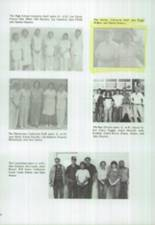 1986 Clyde High School Yearbook Page 176 & 177