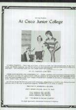 1986 Clyde High School Yearbook Page 190 & 191