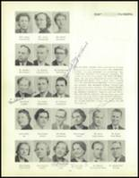 1957 Waite High School Yearbook Page 14 & 15