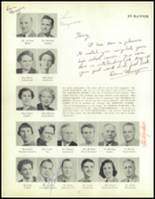 1957 Waite High School Yearbook Page 16 & 17