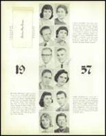 1957 Waite High School Yearbook Page 24 & 25