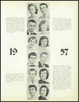 1957 Waite High School Yearbook Page 26 & 27