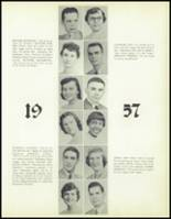 1957 Waite High School Yearbook Page 30 & 31