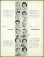 1957 Waite High School Yearbook Page 32 & 33