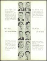 1957 Waite High School Yearbook Page 38 & 39
