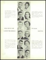 1957 Waite High School Yearbook Page 44 & 45