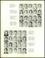 1957 Waite High School Yearbook Page 52 & 53