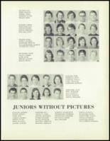1957 Waite High School Yearbook Page 58 & 59