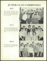 1957 Waite High School Yearbook Page 60 & 61