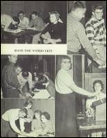 1957 Waite High School Yearbook Page 62 & 63