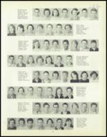 1957 Waite High School Yearbook Page 64 & 65