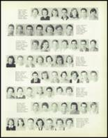 1957 Waite High School Yearbook Page 68 & 69