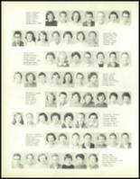 1957 Waite High School Yearbook Page 70 & 71
